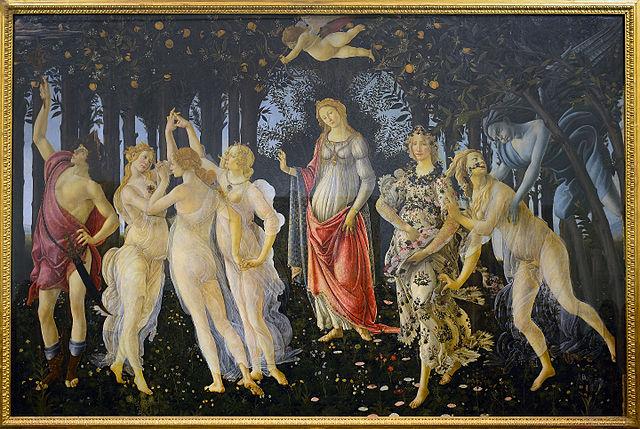 Sandro Botticelli: Primavera (ca. 1482/1487)